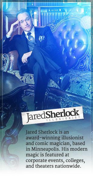 Jared Sherlock